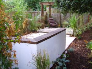Bachelor Pad - garden-design-balham