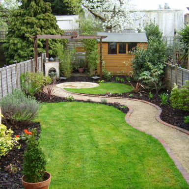 Need excellent uk garden designs service then get in touch for How to design my garden