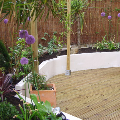 Garden Design City of London