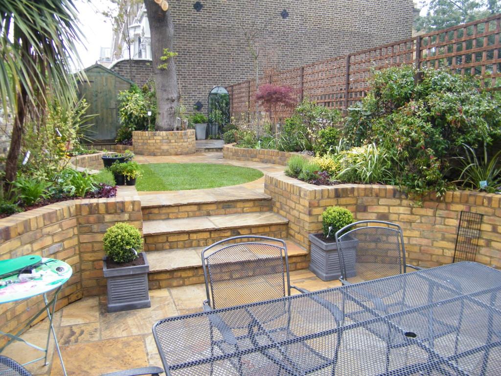 Camden Garden Design | Floral & Hardy | London | UK