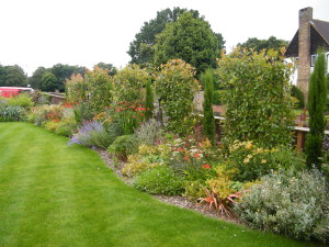 The View Beyond - garden-design-hayes