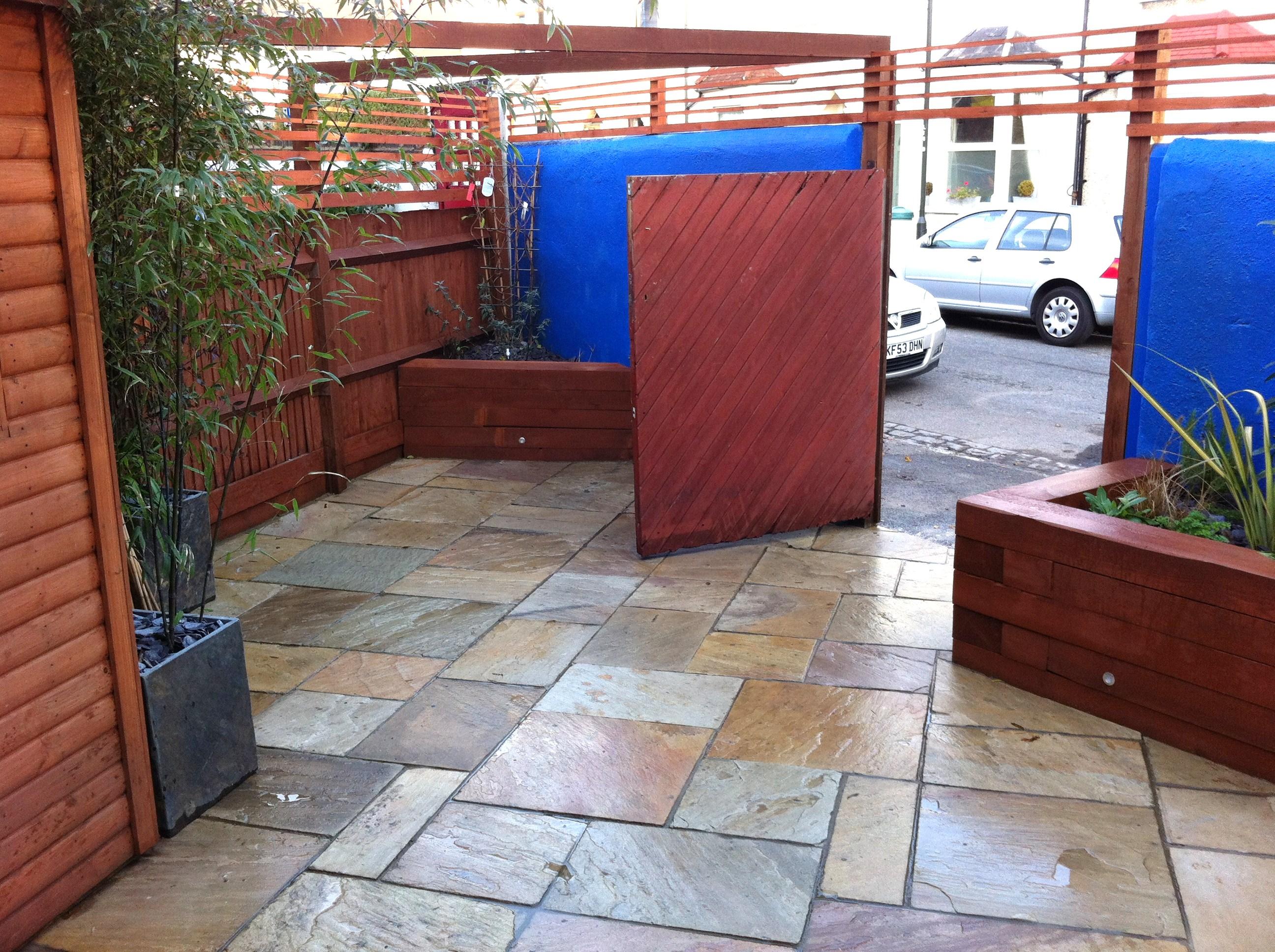 Oasis Garden Design backyard oasis Urban Oasis Garden Design Sydenham