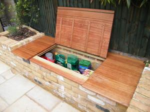Doctor's Orders - garden-storage-open