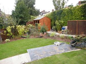 Modern & Traditional Meet - greenwich-lawn