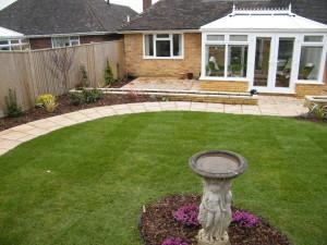 Escape to the Country - hailsham-garden-design