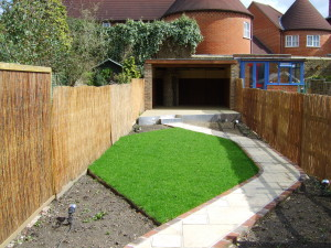 Inside Out - lawn-and-path-westerham