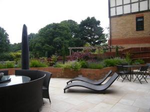 Garden Kitchen - lie-down