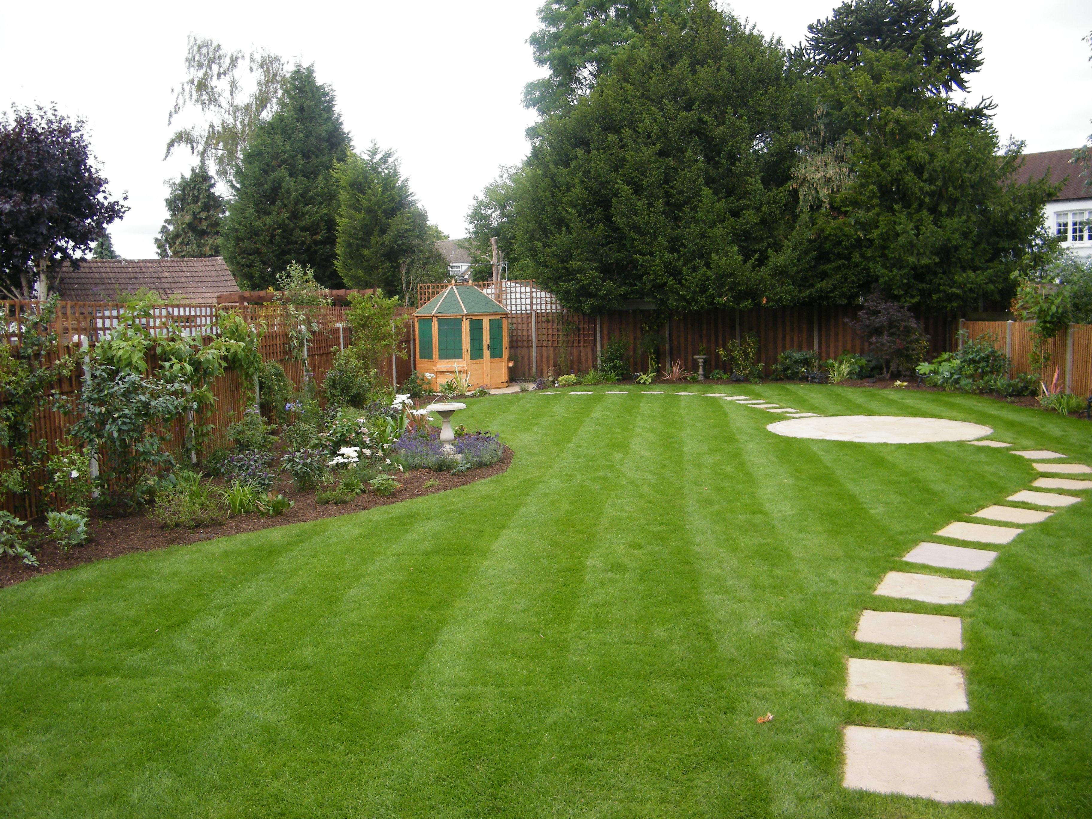 Garden Design Orpington with Floral & Hardy | UK