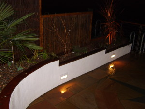 Contemporary Waterside - more-garden-lighting