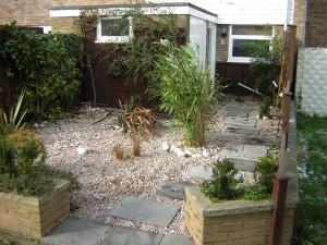 Mediterranean Courtyard - new-front-garden-orpington