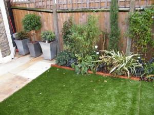 Hidden Trampoline - new-planting-dulwich