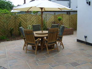 Round in Circles - new-seating-and-patio