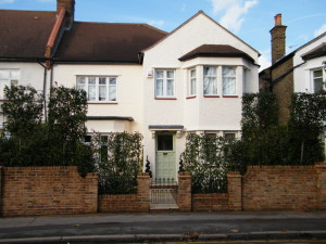 Dulwich Village Delight - new-view-of-the-house