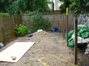 Bachelor Pad - old-balham-garden