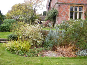 The Parsonage - old-beds