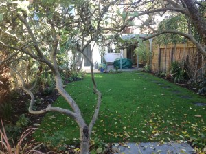 Fulham Family Fun - old-fulham-garden