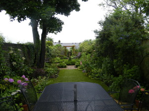 Great Expectations - old-rochester-garden