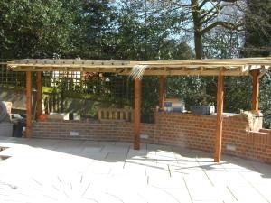 Garden Kitchen - outdoor-bbq