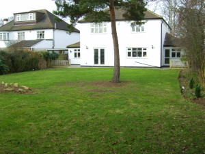 Round in Circles - park-langley-before-house-view