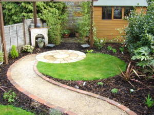 Small but Perfectly formed - planting-beckenham
