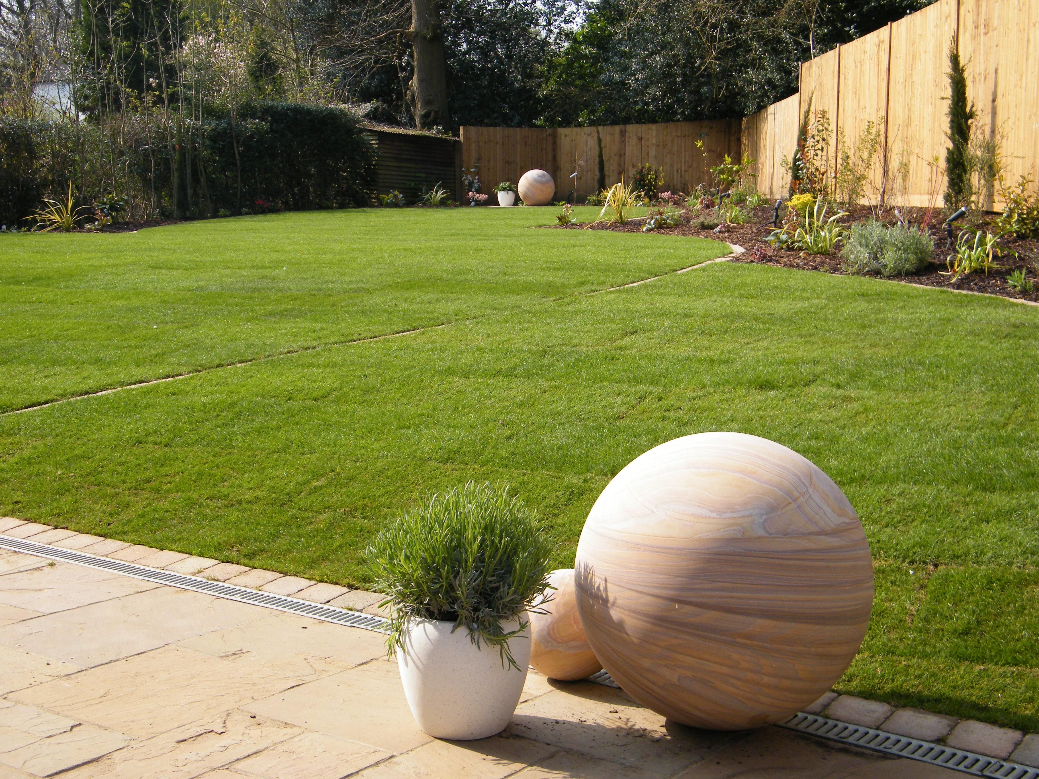 Love a Triangle   Floral & Hardy   London   UK on Triangle Shaped Backyard Design id=17711