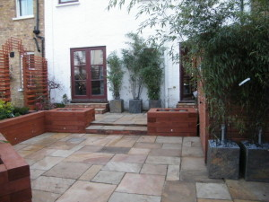Urban Oasis - sydenham-patio