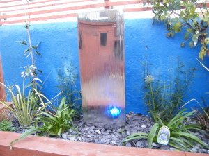 Urban Oasis - sydenham-water-feature