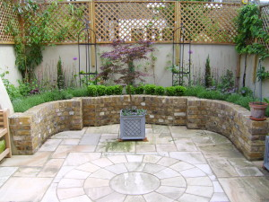 A Tiny Courtyard Transformed - the-new-court-yard