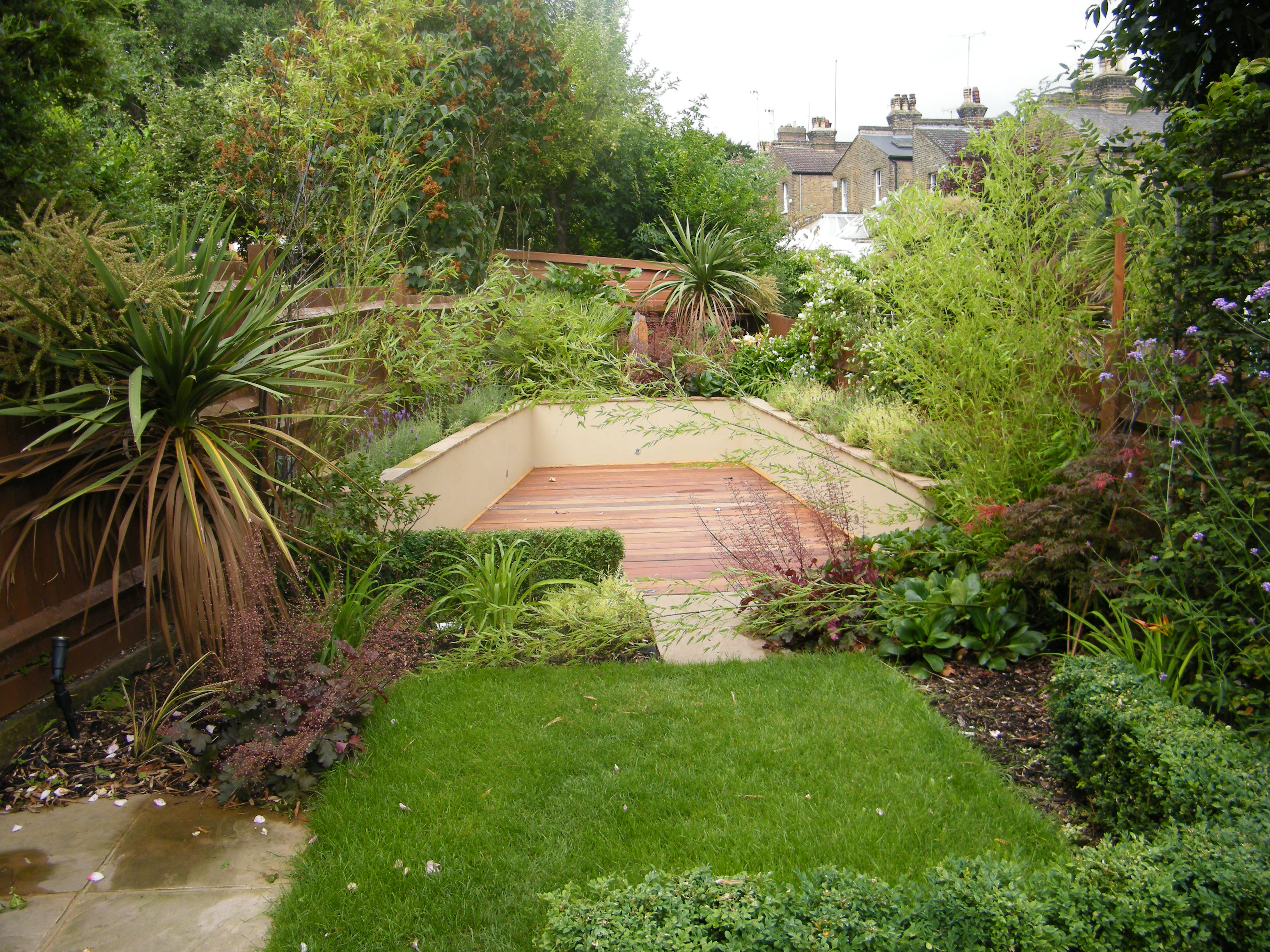 Greenwich Garden Design By Floral & Hardy