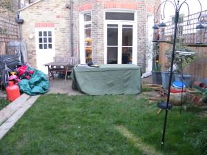 Hidden Trampoline - the-old-garden-dulwich