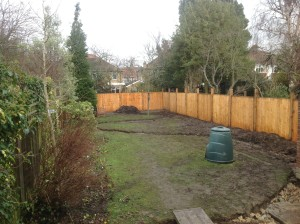 Artist's Garden - the-cleared-garden