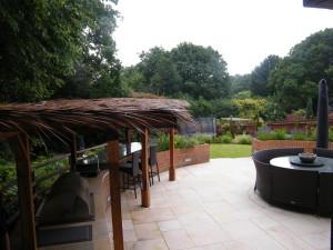 Garden Kitchen - tropical-bbq