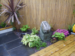 Garden Room - twickenham-water-feature
