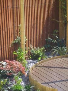 Small Modern Garden - uxbridge-plantins