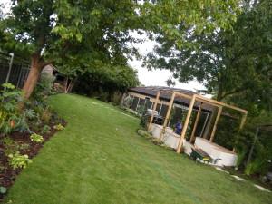 Generation Games - view-down-the-romford-garden