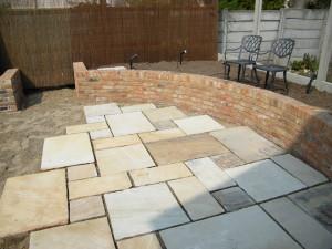 Garden Gym - wanstead-patio-and-walls