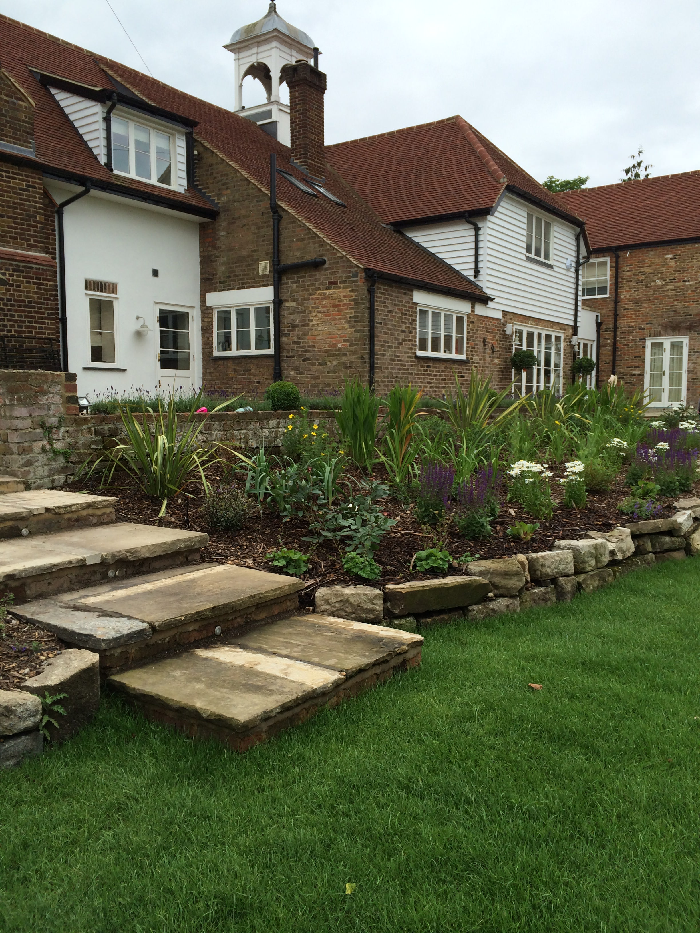 Essex Garden Design by Floral & Hardy | UK
