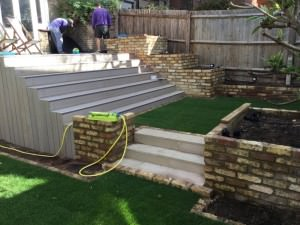 Hampstead Garden Design - coming-together