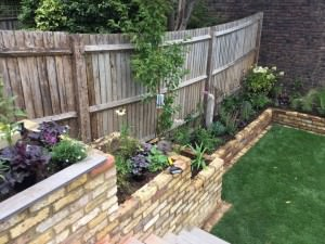Hampstead Garden Design - garden-design-hampstead