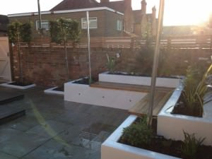 Guildford Garden Design - the-finished-space