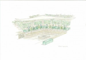 Garden Design Oxted - 3d-seating-area