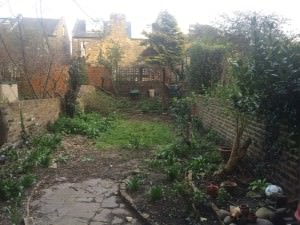 Steely Looks in Hackney - a-view-of-the-old-dulston-garden