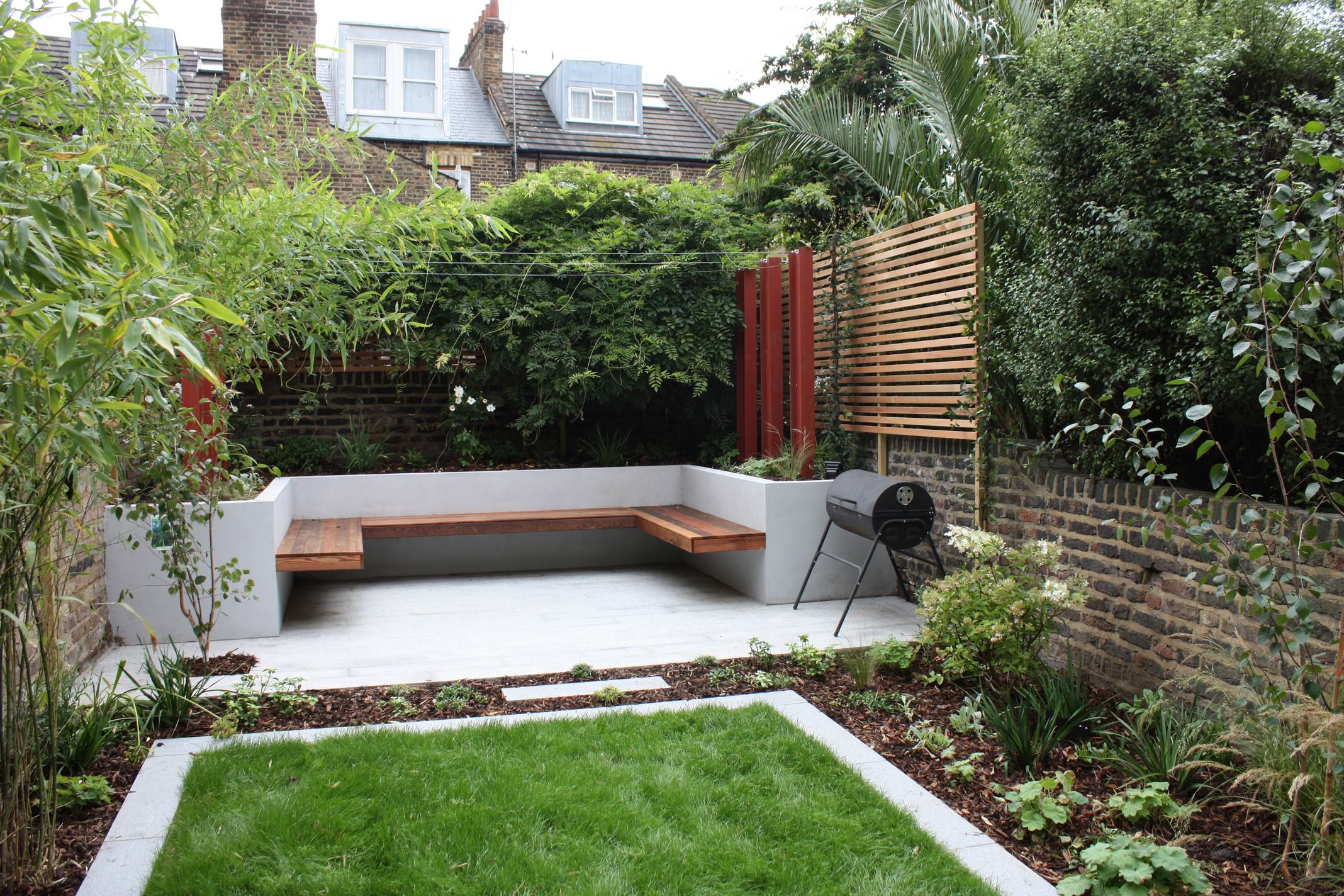 Hackney Garden Design By Floral Hardy Uk
