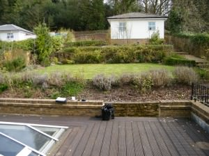 Garden Design Oxted - before-shot-in-oxted