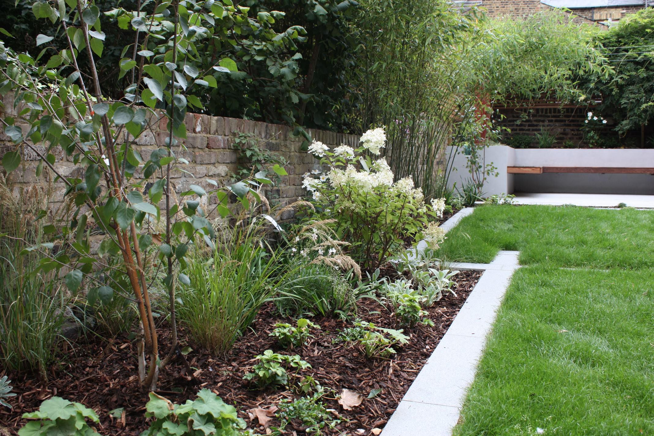 Hackney Garden Design By Floral Hardy Uk