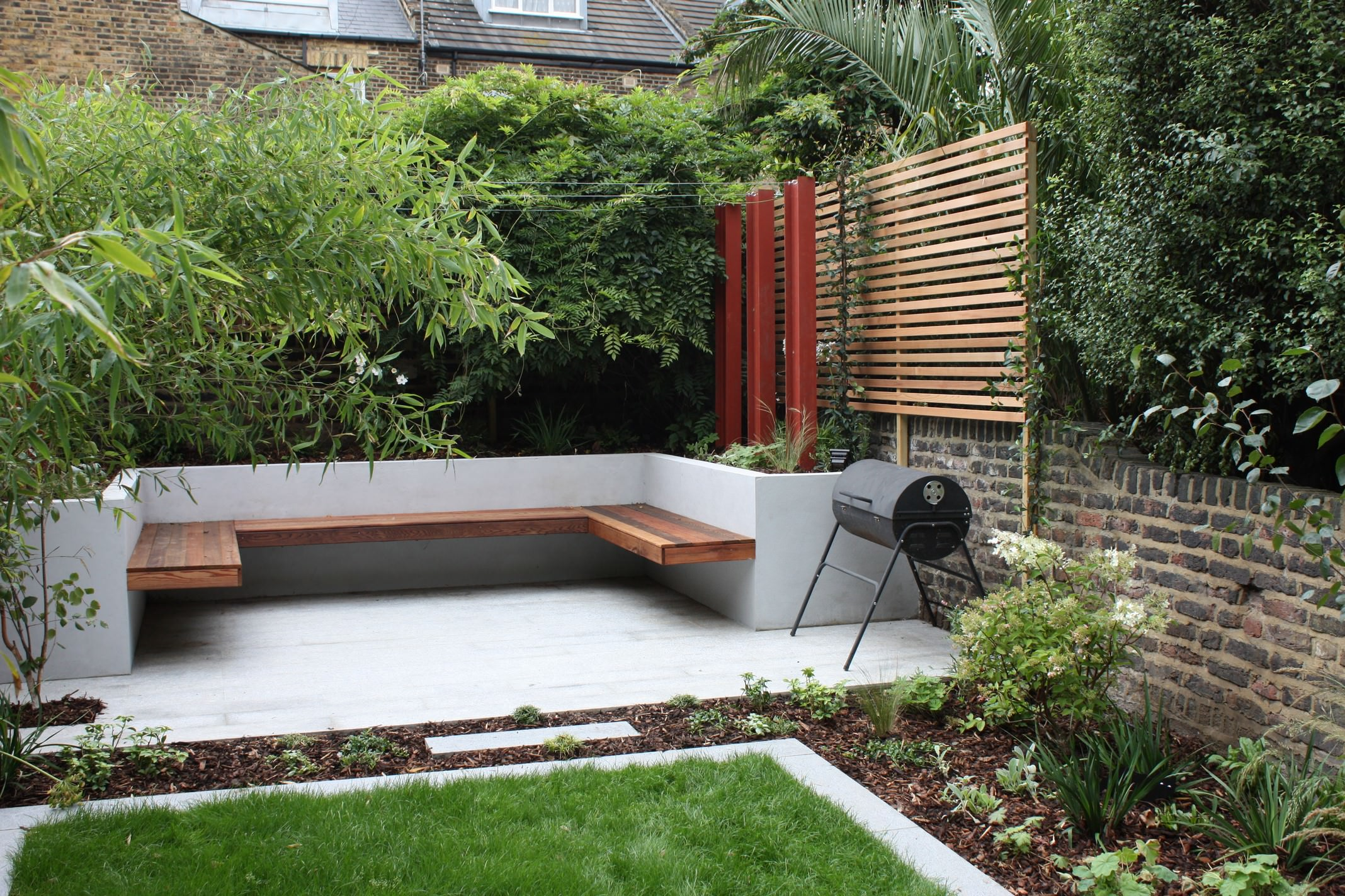 Hackney Garden Design By Floral Amp Hardy Uk