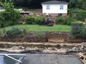 Garden Design Oxted - work-going-well